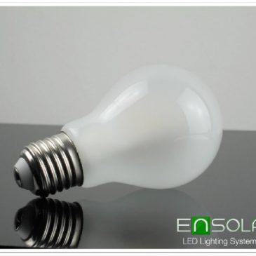 Becul LED cu lumina calda, naturala sau rece.