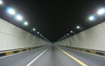 Iluminat tuneluri