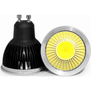 Bec LED Spot – GU10/MR16/E27