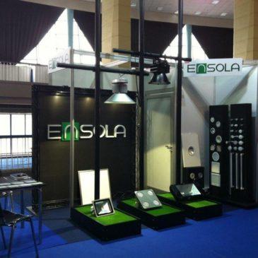 ENSOLA la TIB – Târgul Internațional București