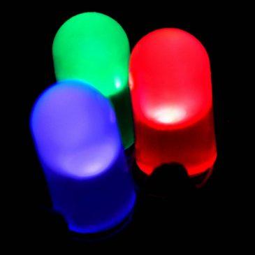 Evoluția LED ca sursă de lumină
