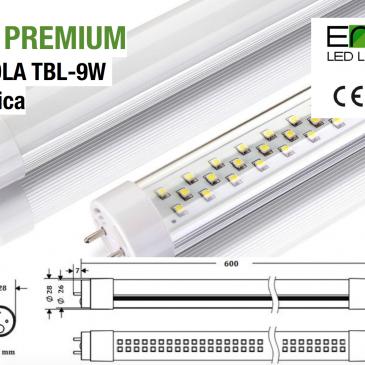 Inlocuirea tuburilor fluorescente T8 cu tuburi T8 LED Ensola