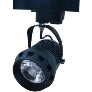 Proiector LED Track Black COB