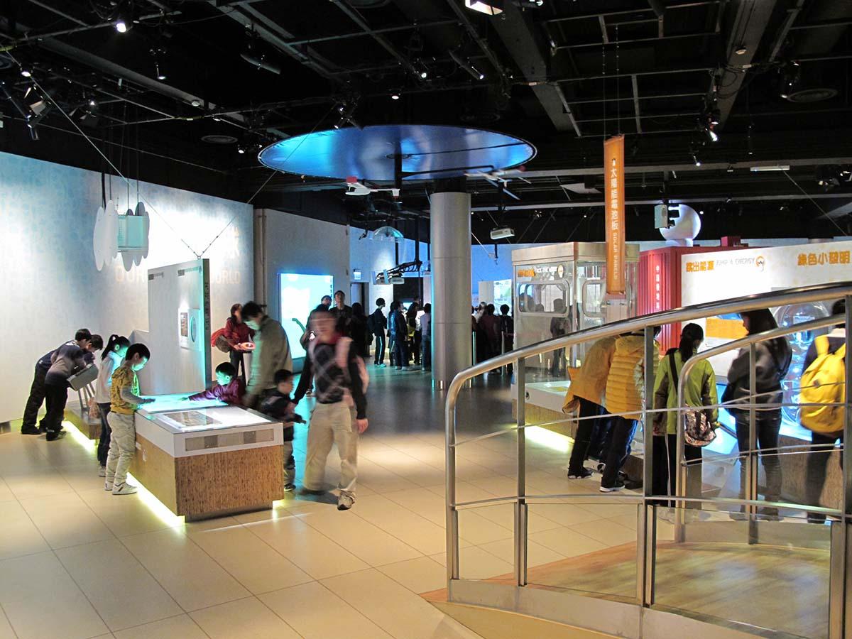 Muzeul de Știință din Hong Kong